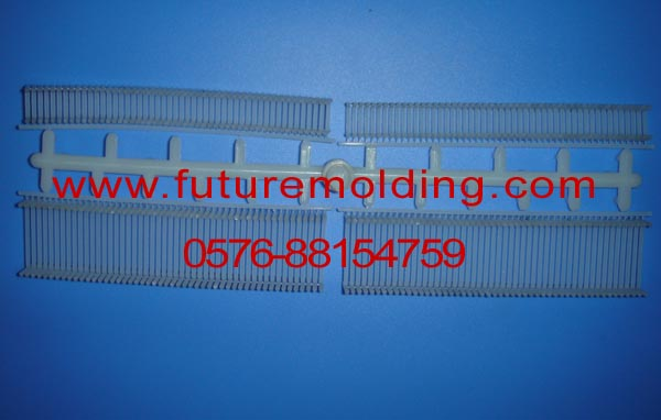 micro-fine-tag-pin mould