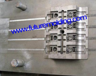 Auto Cable Ties Mould